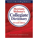 Merriam - Webster MW-8095 Merriam Websters Collegiate - Dictionary 11Th Ed Indexed W/Cd