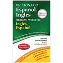 Merriam - Webster MW-8217 Merriam Websters Diccionario - Espanol Ingles