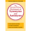 Merriam - Webster MW-9061 Merriam Websters Dictionary Of - Synonyms Antonyms Paperback
