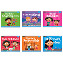 Newmark Learning NL-2270 Myself Readers 6Pk I Get Along With - Others Small Book