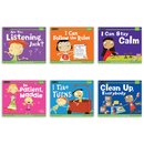 Newmark Learning NL-2271 Myself Readers 6Pk I Am In Control - Of Myself Small Book