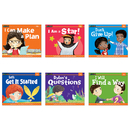Newmark Learning NL-2272 Myself Readers 6Pk I Believe In - Myself Small Book