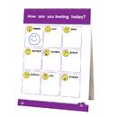 Newmark Learning NL-4681 Learning Flip Chart Social Emotion