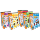 New Path Learning NP-320035 Early Childhood Ela Set Of 5 - Readiness Flipcharts