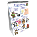 New Path Learning NP-340027 Flip Charts All About Me Early - Childhood Science Readiness