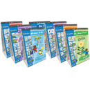 New Path Learning NP-340035 Flip Charts Set Of All 7 Early - Childhood Science Readiness