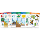 New Path Learning NP-941504 Life Cycles Set Of 8