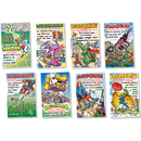 North Star Teacher Resource NST3026 Math Superheroes Bulletin Board Set