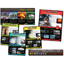 North Star Teacher Resource NST3053 Natural Disasters Bb Set