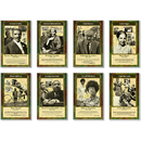 North Star Teacher Resource NST3056 Leaders And Achievers Bb Set 8 Pcs 11 X 17