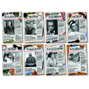 North Star Teacher Resource NST3078 Civil Rights Pioneers Bb Set