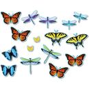 North Star Teacher Resource NST3213 Butterflies Dragonflies Accents Bbs
