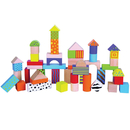 The Original Toy OTC59695 Wooden Blocks