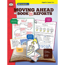 On The Mark Press OTM18129 Moving Ahead With Book Reports - Gr 3-4