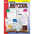 On The Mark Press OTM18131 Better Book Reports Gr 7-8