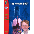 On The Mark Press OTM402 The Human Body Gr 4-6