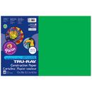Pacon PAC103038 Tru Ray 12X18 Festive Green 50 Sht Construction Paper
