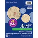 Pacon PAC103193 Cream Manila Drawing Paper 9 X 12 50Shts
