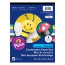 Pacon PAC104612 Construction Pad Hw 9X12 Asst 48Ct