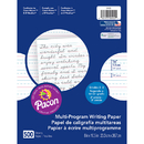 Pacon PAC2422 Writing Paper 500 Sht 8X10.5 1/2 In Rule Short Rule