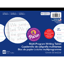 Pacon PAC2478 Writing Paper 40 Sht 10.5 X 8 1 1/8 In Rule