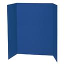 Pacon PAC3767 Blue Presentation Board 48X36