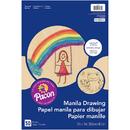 Pacon PAC4139 Drawing 12X18 Manila Juv  50Ct