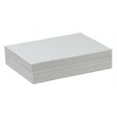 Pacon PAC4739 White Drawing Paper 9 X 12 50 Lb