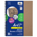 Pacon PAC4777 Sketch Diary 11X8.5 Natural