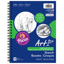 Pacon PAC4791 Art1St Sketch Diary 12 X 9