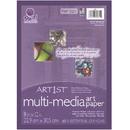 Pacon PAC4841 Art1St Multi Media Art Paper 9 X 12