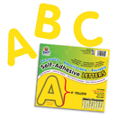 Pacon PAC51622 Self Adhesive Letter 4In Yellow