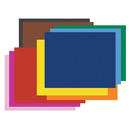 Pacon PAC54872 4 Ply Rr Poster Board 50 Sht Assorted