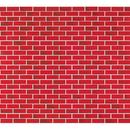 Pacon PAC56478 Fadeless 48X12 Tutone Brick 4Rls/Ct