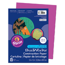 Pacon PAC6403 Construction Paper Magenta 9X12