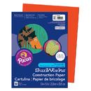 Pacon PAC6603 Construction Paper Orange 9X12