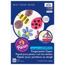 Pacon PAC73610 Fingerpaint Paper 11X16
