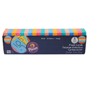 Pacon PAC74170 Flash Cards Assorted Clr 2X3