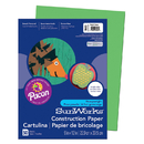 Pacon PAC9603 Sunworks 9X12 Bright Green 50Shts - Construction Paper