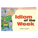 Primary Concepts PC-1254 Idiom Of The Week