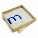 Primary Concepts PC-2012 Letter Formation Sand Trays 4 Set