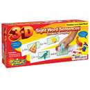 Primary Concepts PC-5280 3-D Sight Word Sentences Preprimer - Level Dolch Words