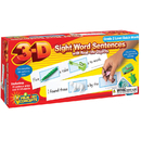 Primary Concepts PC-5283 3-D Sight Word Sentences Grade 2 - Level Dolch Words