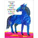 Penguin Random House PG-9780399257131 The Artist Who Painted A Blue Horse - Book
