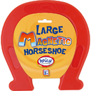 Popular Playthings PPY421 Large 8In Horseshoe Magnet