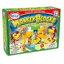 Popular Playthings PPY50111 Monkey Blocks