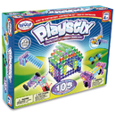 Popular Playthings PPY90015 Playstix Transparent St