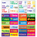 Poster Pals PSZP135 Multi-Purpose Card Set French
