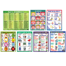 Poster Pals PSZPS56 Essential Clss Posters Set I French
