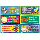 Poster Pals PSZSN7 Variety Poster Set Spanish